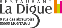 Logo restaurant La Digue
